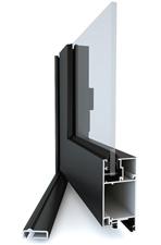 Okna i drzwi aluminiowe bez izolacji termicznej