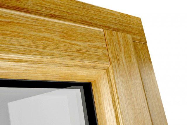 Okno POZBUD GEMINI strona wewnętrzna Smart+