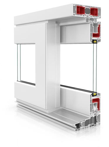 Drzwi unoszono-przesuwne HST Vetrex Slide 70