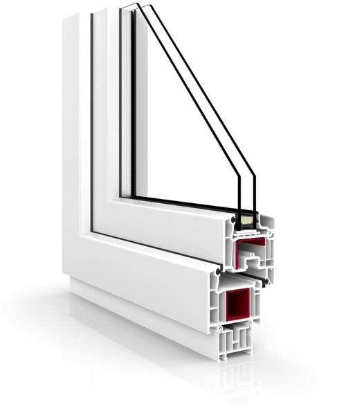 Okno Vetrex VP70