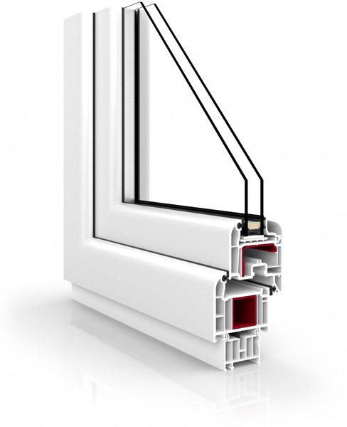 Okno Vetrex VS70